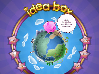 ideabox title screen