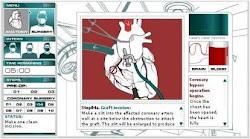 Cirugía virtual a corazón abierto