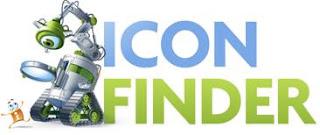 Icon Finder - Milhares de ícones para seu blog