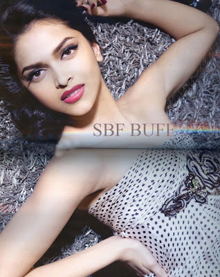 Deepika Padukone Vogue Edition