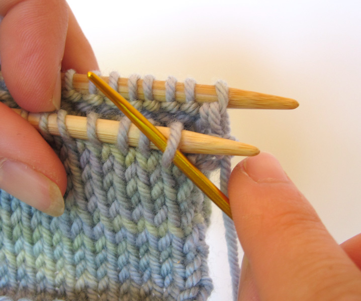 Nelkin Designs Blog: The Zen of Kitchener Stitch!
