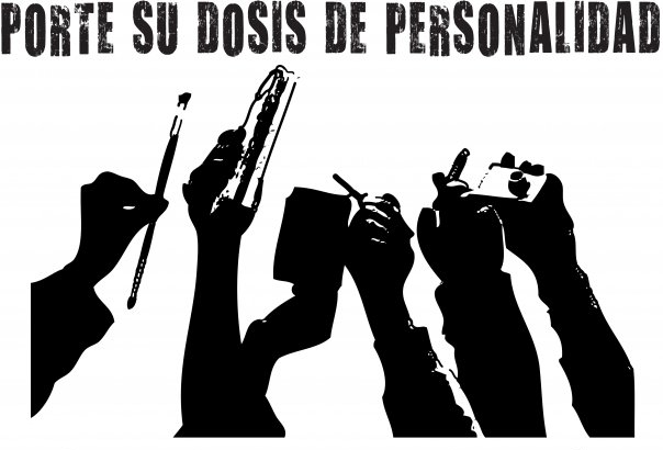 PORTE SU DOSIS DE PERSONALIDAD