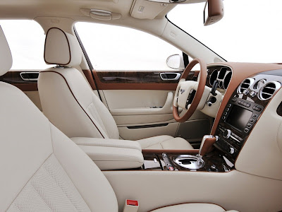 2009 Bentley Continental Flying Spur Interior
