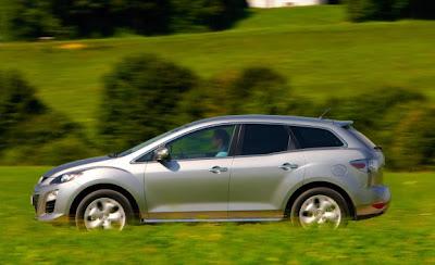 2010 Mazda CX-7 2.2 MZR-CD Diesel