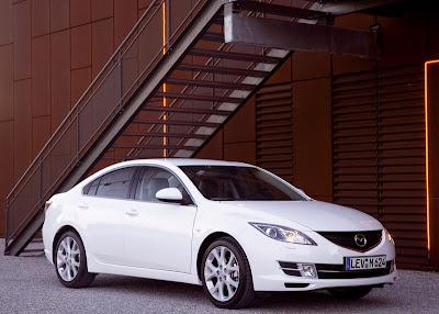 2008 Mazda 6 Sedan
