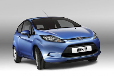 2009 Ford Fiesta ECOnetic