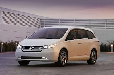 2010 Honda Odyssey Concept