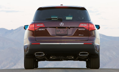 Luxury 2010 Acura MDX Wallpapers