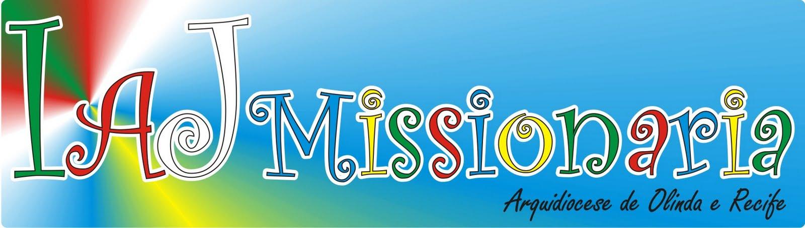 Infancia, Adolescencia e Juventude Missionária - Olinda e Recife