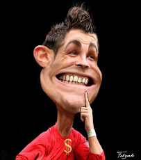 Cartoon Ronaldo