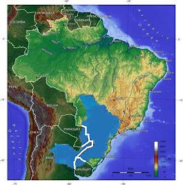 El Acuífero Guarani es de los que tienen sed de vida, no de los que tienen sed de poder