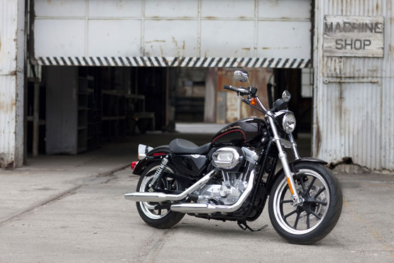 2011 Harley-Davidson SuperLow Wallpaper