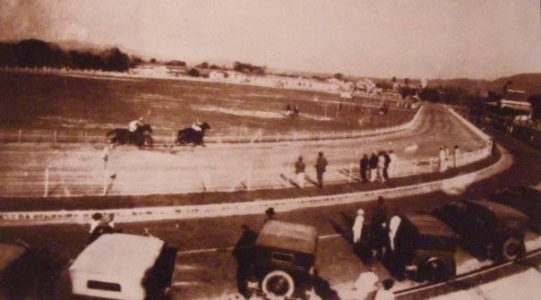"""El primer velodromo de El Salvador, el """"Campo Marte"""""""