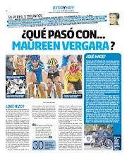ESPECIAL DE MAUREEN VERGARA EL DIARIO DE HOY