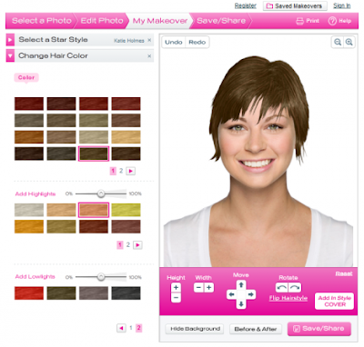 daily makeover taaz mary kay virtual makeover getmakeovers com