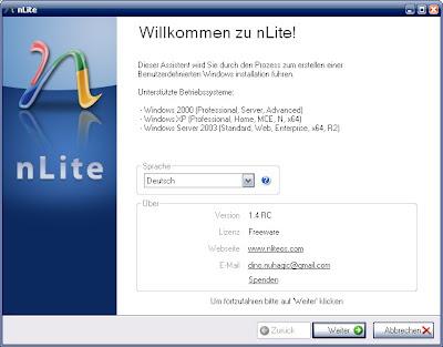 nLite v1.4 RC