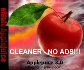 eMule v0.49a Applejuice Booster and Cleaner