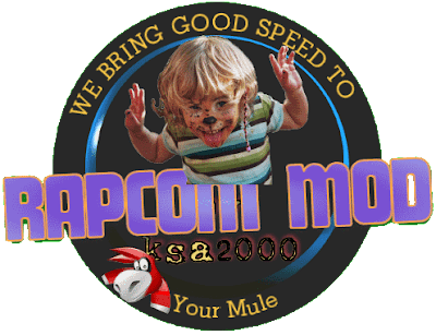 Visit rapcom.1a.to :: rapcom-mod.1a.to :: emule-rapcom.1a.to :: RapCom Mod always Latest Version here!