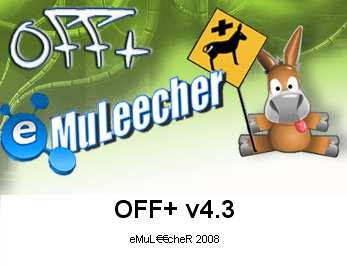 eMule 0.49b OFF+ 4.3 Final