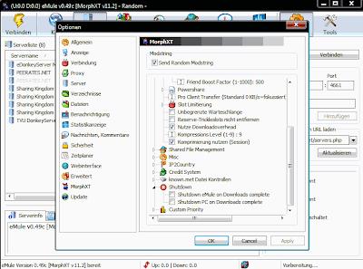 eMule 0.49c MorphXT v11.2 Privat Edition by morph4u