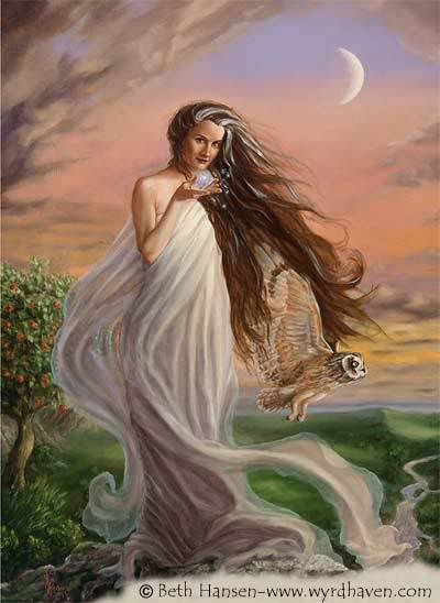 Goddesses of the world a wild willow for Maitresse lilith