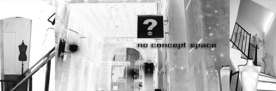 no concept space