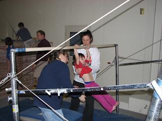 Lesley Lou at Adaptive Gymnastics