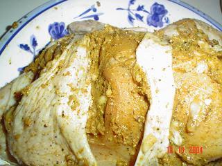 3 طريقة عمل الدجاج المحشي بالخضار