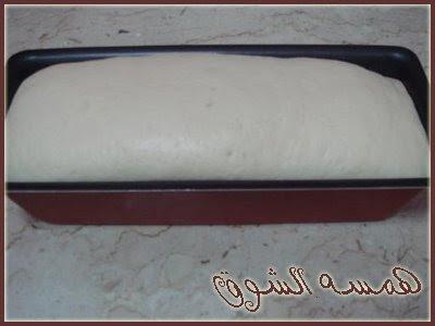 موسوعه كامله عن اشكال الخبز وكيفيه عملها (الخطوات بالصور)
