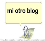 mi blog y yo/yo y mi blog