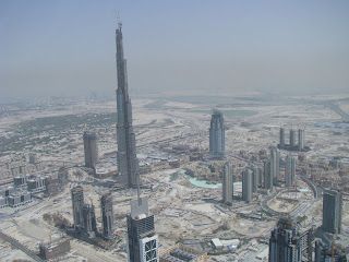 The tallest building on earth.
