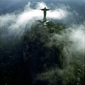 the place of corcovado