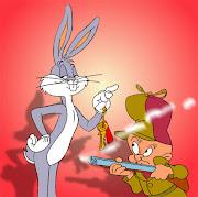 Bugs Bunny y Elmer