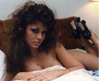 Nancy Benoit Nude Hustler Photos