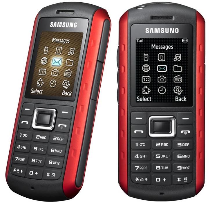Samsung B2100 Explorer