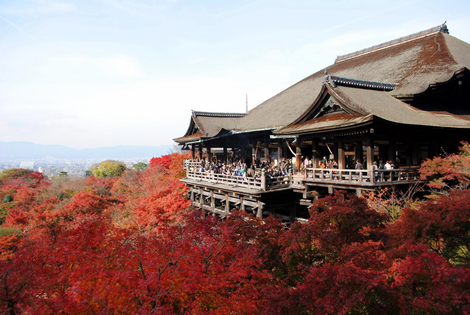 A Coffeeholics Travel Tale: Japan - Day 6: Kiyomizu-dera ...