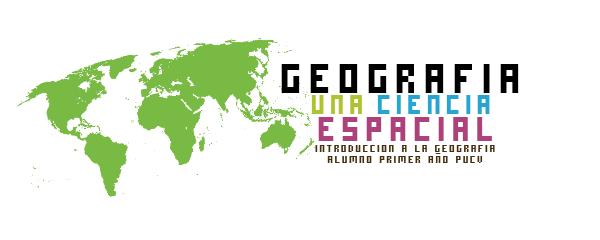Geografia, una ciencia espacial