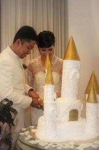 Castle Cake-KL Tower