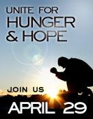 Hunger and Hope Day...