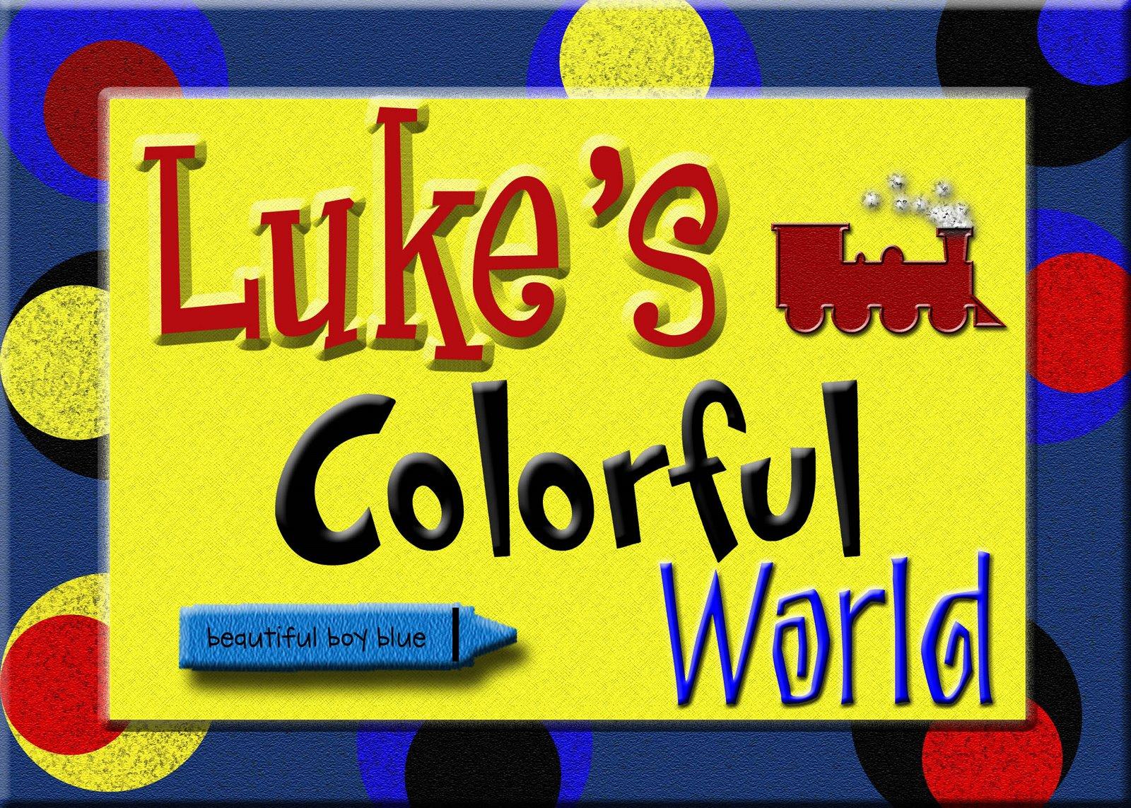 Luke's Colorful World