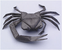 Origami Crab