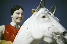 Horseman Lawn ornament