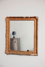 Plaster Mirror