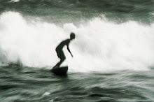 Blurry Surfer