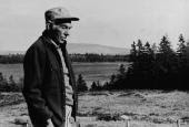 E.B.White in Maine