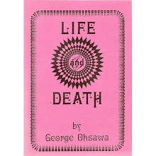 Life or Death by George Ohsawa