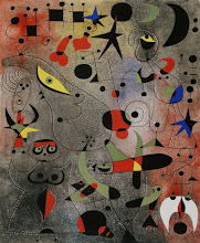 onstellation: Awakening in the Early Morning by Joan Miro