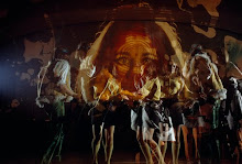 Multiple exposures create psychedelic atmosphere on dance floor