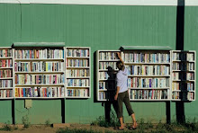 Outdoor book stall Colorado