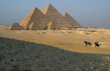 The Pyramids Giza Cairo Egypt